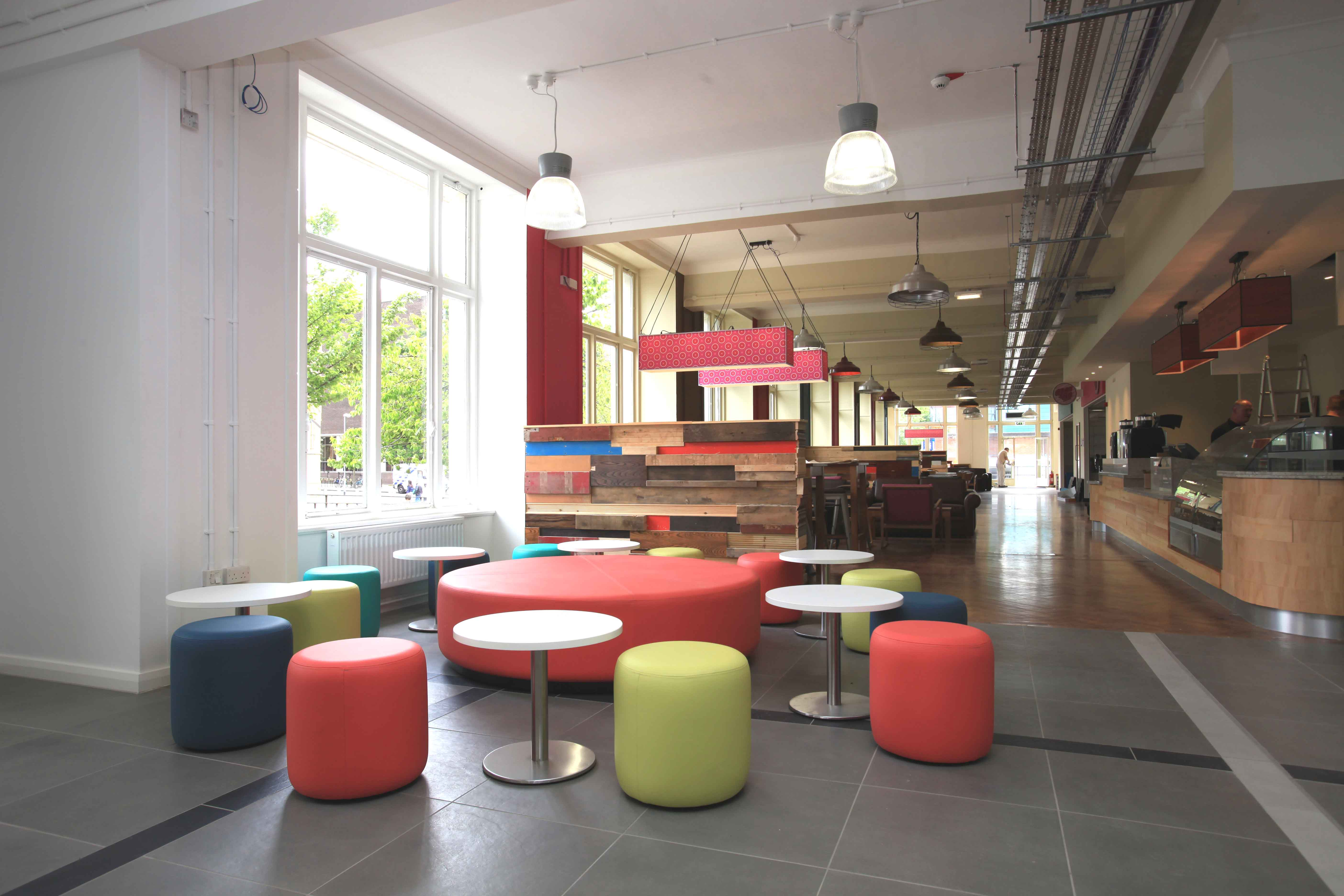 rossparry.co.uk/David Parry Picture shows the newly refurbished student union building at Machester University